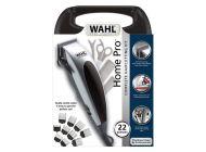 Kit Cortapelos 22 Piezas Wahl Home Pro Haircutting Kit - 10 Peines Guía - Ancho Corte 46Mm - Cuchillas Auto Afilables - Incluye Estuche Transporte