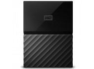 Disco Duro Externo Western Digital 4Tb Negro My Passport Worldwide - 2.5'/6.3Cm - Software Wd Backup - Wd Security - Wd Utilities - Usb 3.0