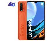 Smartphone Xiaomi Redmi 9T 4Gb/ 64Gb/ 6.53'/ Amanecer Naranja
