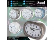 Despertador Sami CAMPANA B9965L