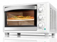 Horno de Sobremesa Cecotec Baken Toast 610 4Pizza