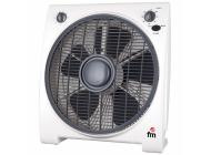 Ventilador Box FM BF4 Blanco