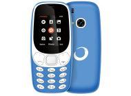 Teléfono libre Brigmton BTM4 Azul