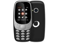Teléfono libre Brigmton BTM4 Negro