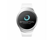 Reloj Inteligente Brigmtom BWATCH-BT5 Blanco