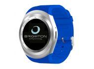 Reloj Inteligente Brigmton BWATCH-BT7 Azul