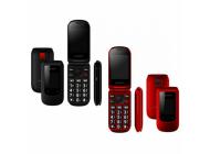 """Teléfono Móvil Libre Sunstech Celt20BK 2.4"""""""