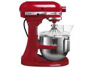 Robot profesional KitchenAid 5KPM5 Rojo
