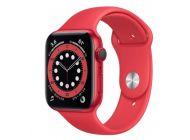 Apple Watch Series 6/ Gps/ Cellular/ 44Mm/ Caja De Aluminio (Product)Red/ Correa Deportiva Roja