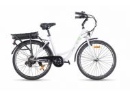 "Bicicleta eléctrica EMG jAMMY cITYBIKE 26"" 10AH White"