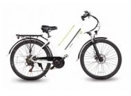 "Bicicleta eléctrica EMG Queen Citybike 28"" 10AH White"