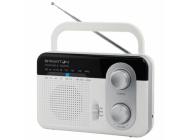 Radio Portátil Brigmton Bt 250 Blanco