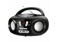 Altavoz Bluetooth Brigmton W-501 Negro