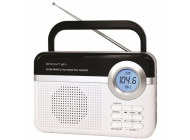 Radio Portatil Brigmton Bt 251 Blanco