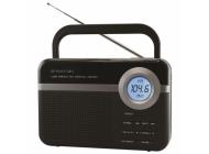 Radio Portátil Brigmton Bt 251 Negro