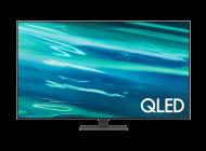 QLED Samsung QE55Q80A 4K Smart TV