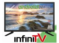 LED Infiniton INTV-24LA280 ANDROID TV Smart tv Hd Ready