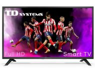"""LED TD SYSTEMS K40DLJ12FS 39,5"""" FHD SMART TV ANDROID"""