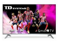 "Tv Td Systems K43DLJ12US 43"" 4K Smart tv Android"