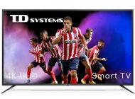 "LED TD Systems K58DLJ12US 58"" UltraHD 4K Android Tv"