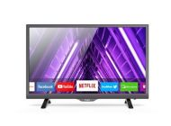 "TV ENGEL 24"" LE2481SM HD SmartTv WIFI Negro USB"