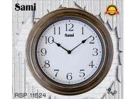 Reloj de Pared Sami RSP11524