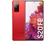 "Smartphone Samsung Galaxy S20 FE 6.5"" 6GB 128GB Rojo Nube"