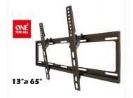 """Soporte de Pared One For all 13""""-65"""" WM2421 Inclinable"""
