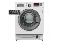 Lavasecadora Integrable Infiniton WSD-B684 B/E(A/B) 8/6Kg 1400Rpm
