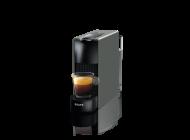Cafetera Krups XN110BPR5 Nespresso Essenza Mini Gris