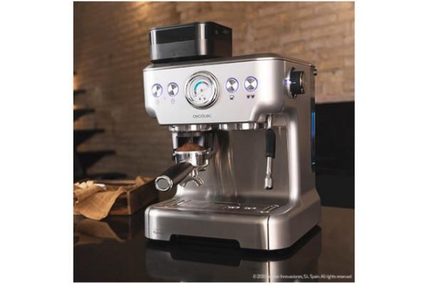 Cafetera cecotec CUMBIA POWER ESPRESSO 20 BARISTA AROMAX