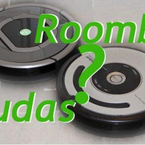 Elegir un Roomba