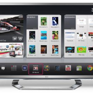 LG lanza su primer televisor con Google TV este mayo