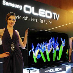 Samsung presenta el primer televisor OLED
