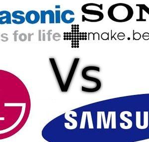 Sony y Panasonic se unen para luchar contra los Coreanos