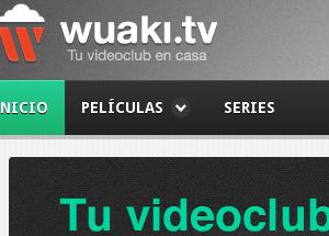 Wuaki TV presenta su tarifa plana por 4,99 al mes