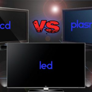 ¿LED o Plasma?