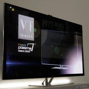 ¡PANASONIC SERIE VT60, Todo en un Televisor!.