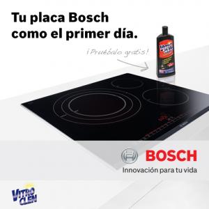 Consigue tu regalo con la compra de una placa Bosch