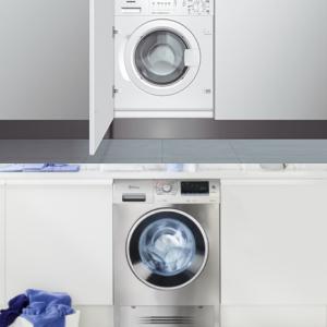 Lavadora integrable, panelable o libre instalacion?