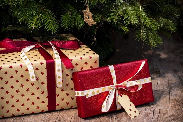 Regalos árbol de navidad