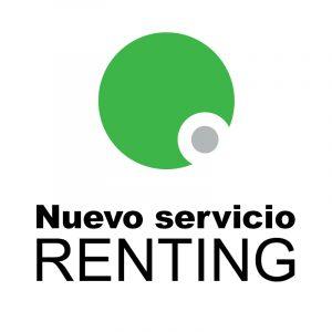 Nuevo servicio de renting en una amplia variedad de productos