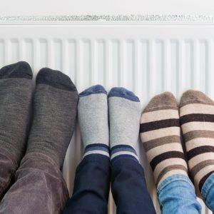 Emisores térmicos, calefacción de bajo consumo